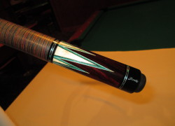 David Jacoby cue