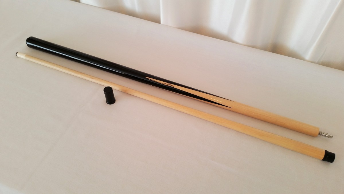 J W Petree Custom Pool Cue For Sale