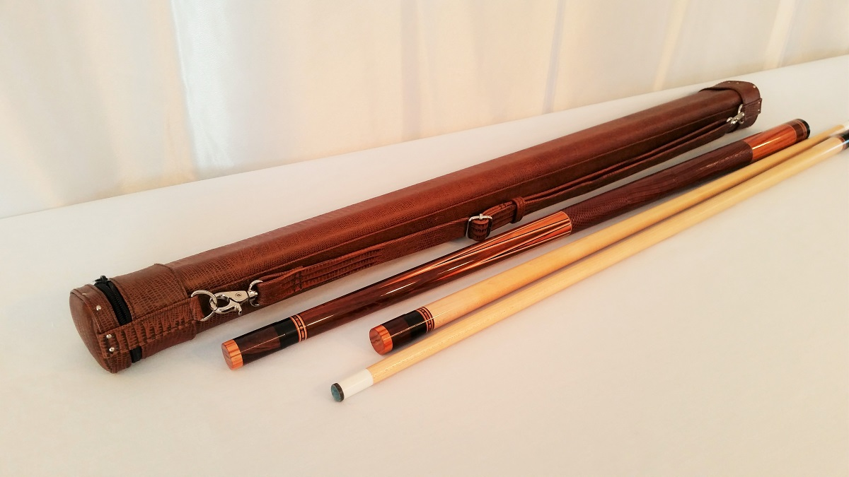 South West Cue For Sale 2 Shafts With Custom Joint Protectors