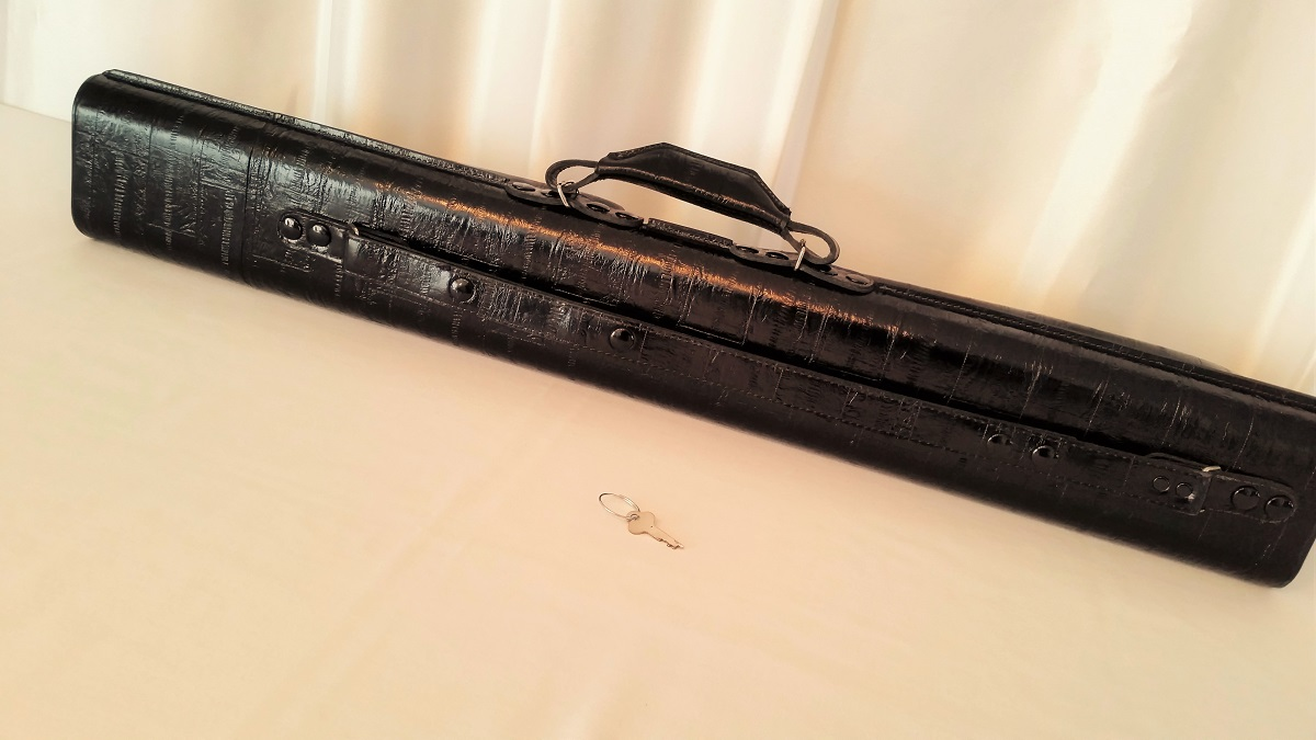 It S George 2x4 Pool Cue Case For Sale