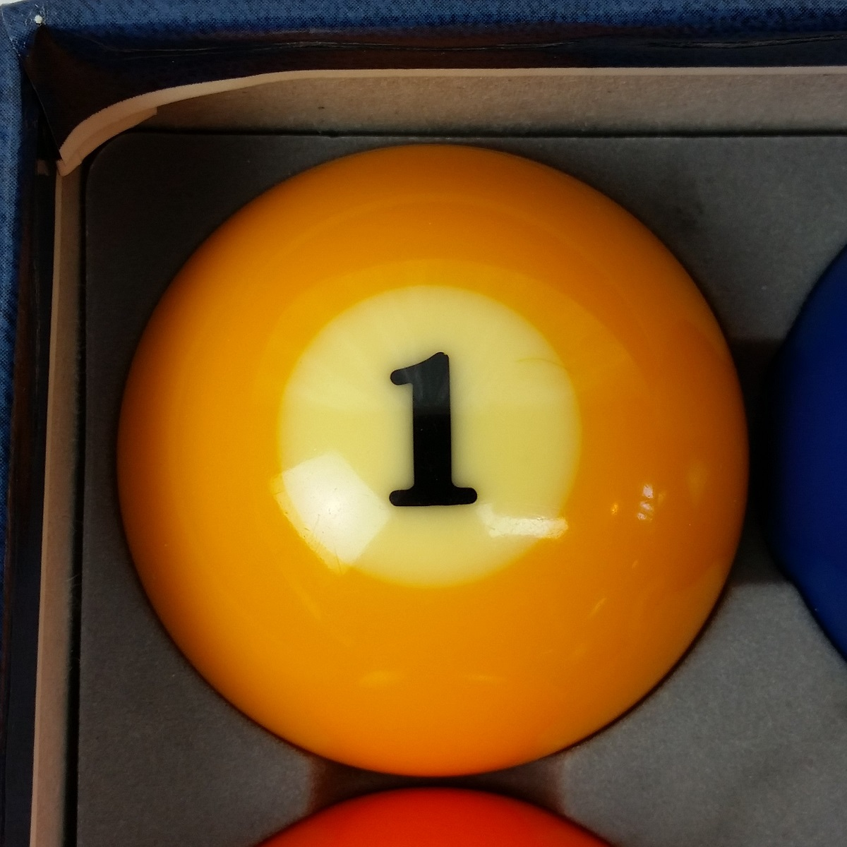 Aramith Super Pro Cup Pool Balls Used For Sale