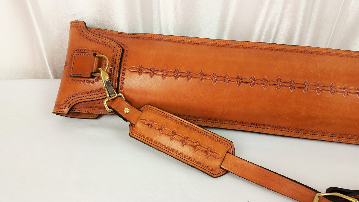 Rusty Melton 2x2 Envelope Style Case With Padded Strap For