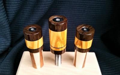 Olivewood Custom Joint Protectors (4)