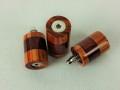Tulip Wood & Purple Heart Custom Joint Protectors (10)