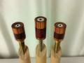 Tulip Wood & Purple Heart Custom Joint Protectors (13)