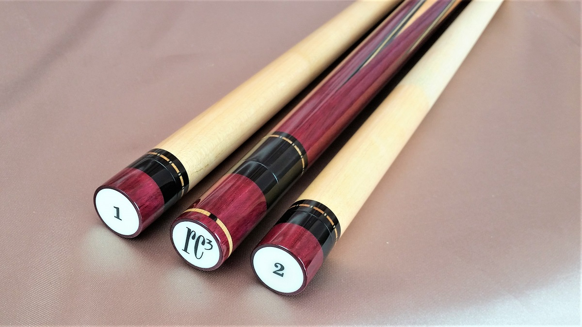 Richar Chudy RC3 Pool Cue For Sale (9)