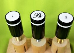 Richard Black Hoppe Style Custom Joint Protectors (1)