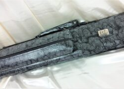 It's George 3x6 Pool Cue Case For Sale (1)