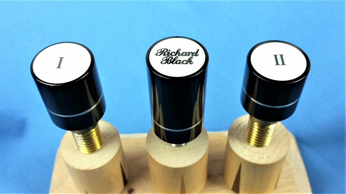 Richard Black Custom Joint Protectors (1)