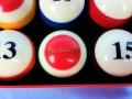 Budweiser Pool Balls (3)