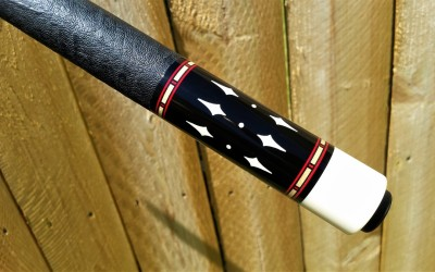 Jeff Olney Pool Cue (1)