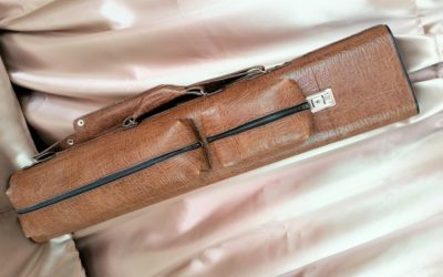 's George 3×6 Pool Cue Case (1)
