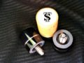 Tim Scruggs Custom Pool Cue Joint Protectors (8)