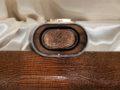 GTF 1×2 Brown Lizard Print Pool Cue Case (7)