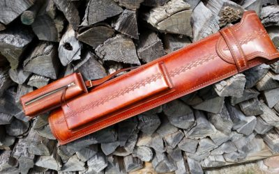 Rusty Melton 2×4 Pool Cue Case (1)