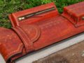 Rusty Melton 2×4 Pool Cue Case (6)