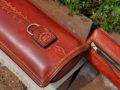 Rusty Melton 2×4 Pool Cue Case (8)