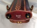 Chuck Fields First 1×2 Pool Cue Case (6)